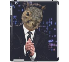 Jimmy Squirrel iPad Case/Skin