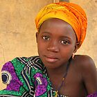 Mali Girl by William Moffitt