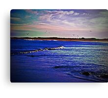 Carry Me By The Ocean Canvas Print