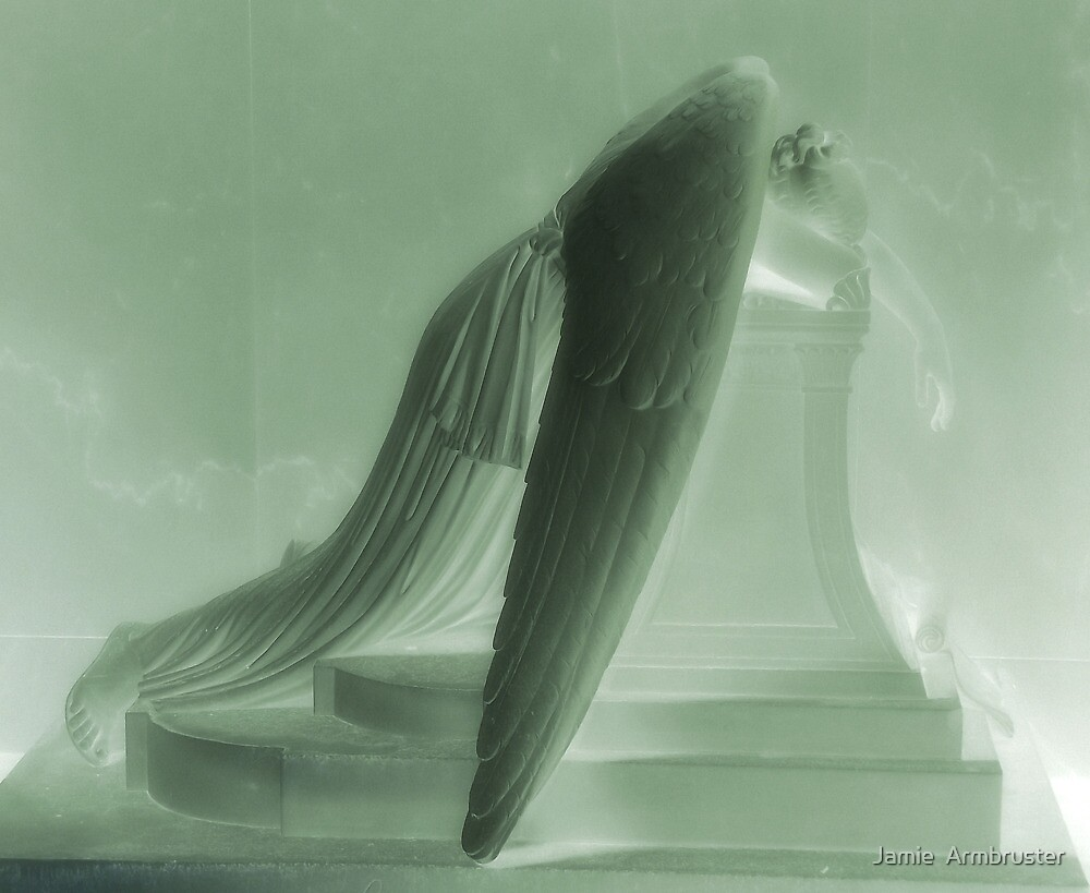 Ethereal Lamentation By Jamie Armbruster Redbubble