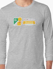 Google Maps   Street View   Trusted Photographer Long Sleeve T-Shirt
