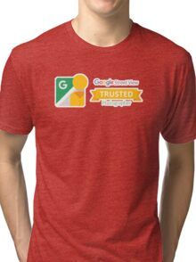 Google Maps | Street View | Trusted Photographer Tri-blend T-Shirt