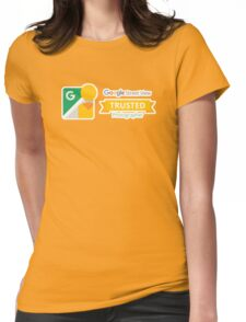 Google Maps | Street View | Trusted Photographer Womens Fitted T-Shirt