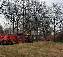 Farm Implements by tanmari