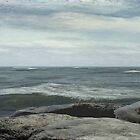 Waves ©  by Dawn M. Becker