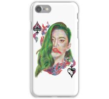 Davika Joker iPhone Case/Skin