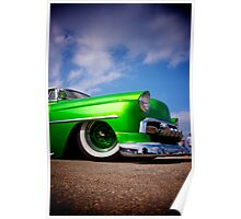 Candy Apple Green 54 Poster