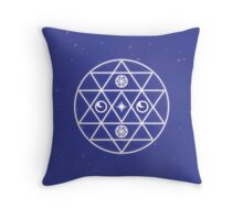Soul's Journey Home Throw Pillow