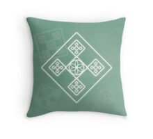 Crafting the Soul Throw Pillow