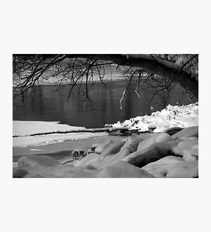 Winter Thaw Photographic Print