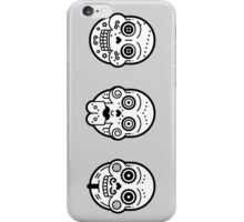 Day of The Dead Masks Iphone Case iPhone Case/Skin