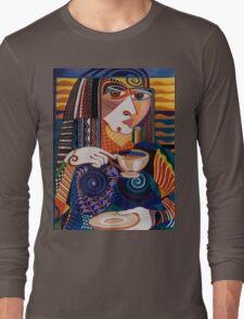 Cuppa Coffee 2 Long Sleeve T-Shirt