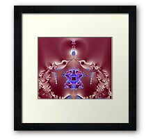 """The Royal Chapeau"" Framed Print"