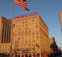 Congress Hotel  by zbambacht