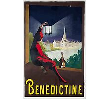Leonetto Cappiello Affiche Bénédictine Cappiello Photographic Print