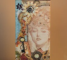 Steampunk Card by carrielrobson