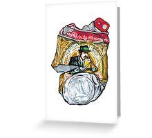 BIRRA MORETTI Greeting Card