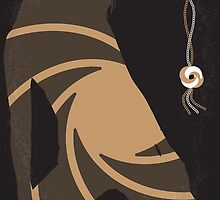 No277-007-2 My Quantum of Solace minimal movie poster by JinYong