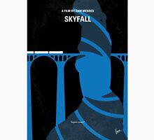 No277-007-2 My Skyfall minimal movie poster Unisex T-Shirt