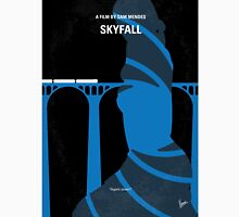 No277-007-2 My Skyfall minimal movie poster Unisex T-Shirt