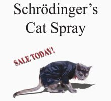 Schrodinger's Cat Spray by Penywise