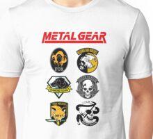 Metal Gear Unisex T-Shirt
