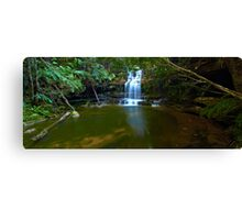 The Bottom Pool - Terrace Falls Canvas Print