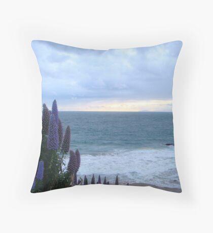 Pride of Madeira Throw Pillow