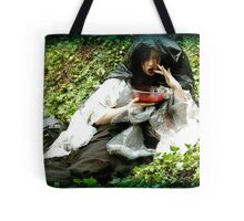 where angels fear to tread Tote Bag
