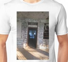 Blue Light at the end Unisex T-Shirt