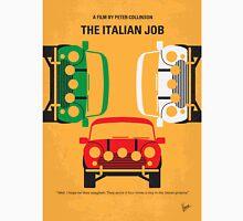No279 My The Italian Job minimal movie poster T-Shirt