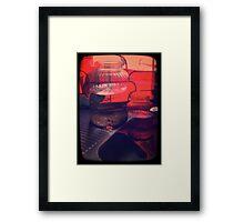 Lost Spaces_2 Framed Print