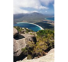 Wineglass Bay, Freycinet National Park Photographic Print