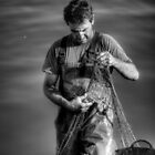 Pescatore by marcopuch