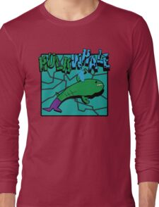 Hulkwhale Long Sleeve T-Shirt