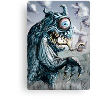 Id Monster Canvas Print
