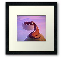 Dragonsaur Framed Print