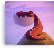 Dragonsaur Canvas Print