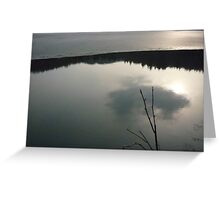 nature 2 Greeting Card