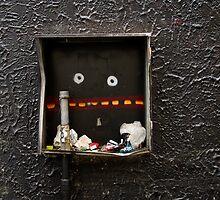 Gotta Get a Gaviscon......Litter Bugs Make Me Sick! by Helen Vercoe