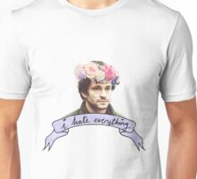 Will Graham Hates Everything. Unisex T-Shirt