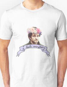 Will Graham Hates Everything. T-Shirt
