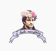 Will Graham Hates Everything. Unisex T-Shirt