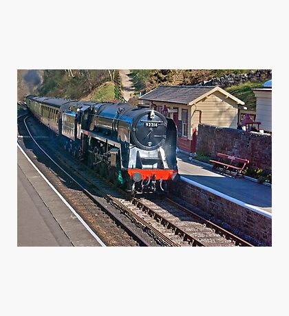 Goathland Station Photographic Print