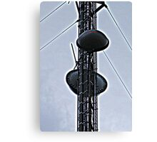 Cell Phone Tower Canvas Print