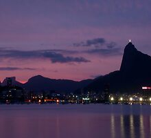 Urca`s Sunset by arteparada