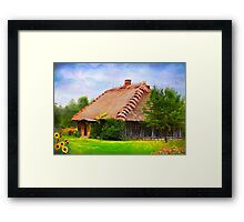 Country Museum... Framed Print