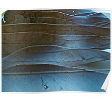 Leaves of steel Poster