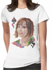 Thai Girl Womens Fitted T-Shirt
