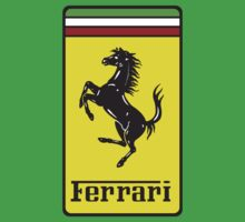 Ferrari Kids Clothes